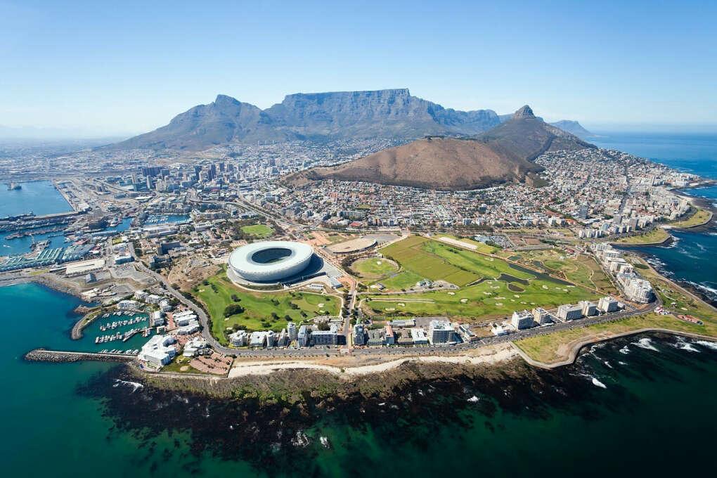 Побывать в Кейптауне