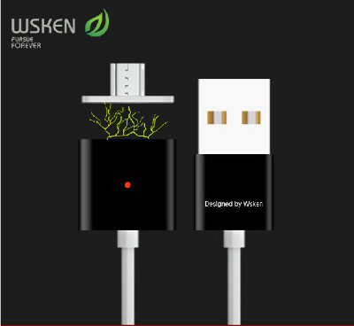 Universal Original WSKEN Dual phase Alloy Metal Magnetic Micro USB Data Charger Cable For Android Cell Phone Samsung HTC Xiaomi-in Mobile Phone Cables from Phones & Telecommunications on Aliexpress.com | Alibaba Group