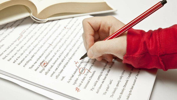 Найти работу литературного редактора (корректора)