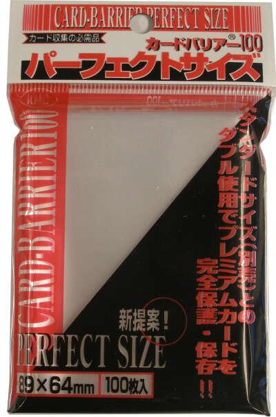 Протекторы KMC perfect size (100 шт.)