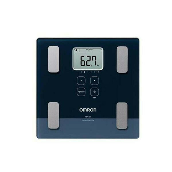 Body Composition Monitor Body Scan HBF-224 - Omron Healthcare Brand Shop
