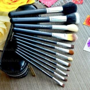 Набор кистей для макияжа MAC 12 штук