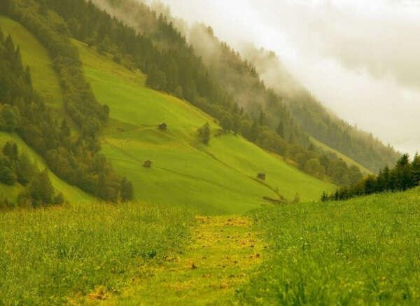 Побывать в Альпах