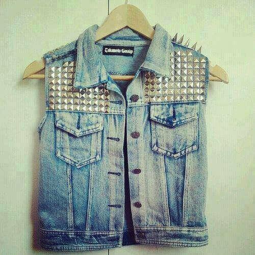 Хочу джинсовый жилет