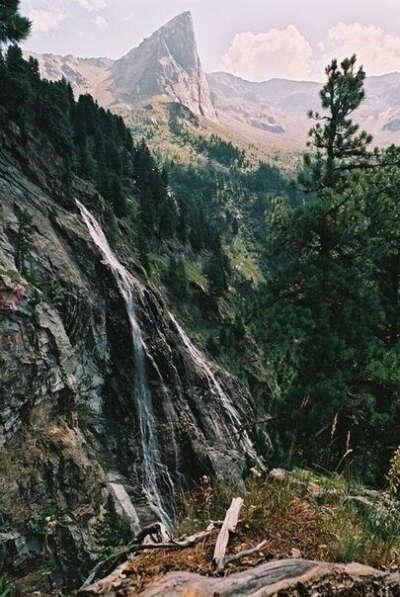путешествовать по горам