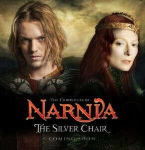 Посмотреть Хроники Нарнии: серебряный трон
