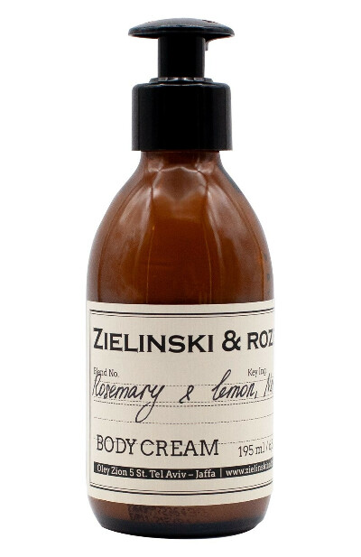 Крем для тела Rosemary & Lemon, Neroli ZIELINSKI&ROZEN