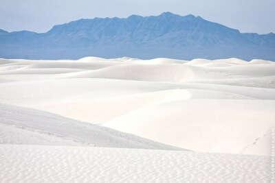 увидеть фарфоровую пустыню