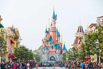 Хочу в Disneyland. Париж