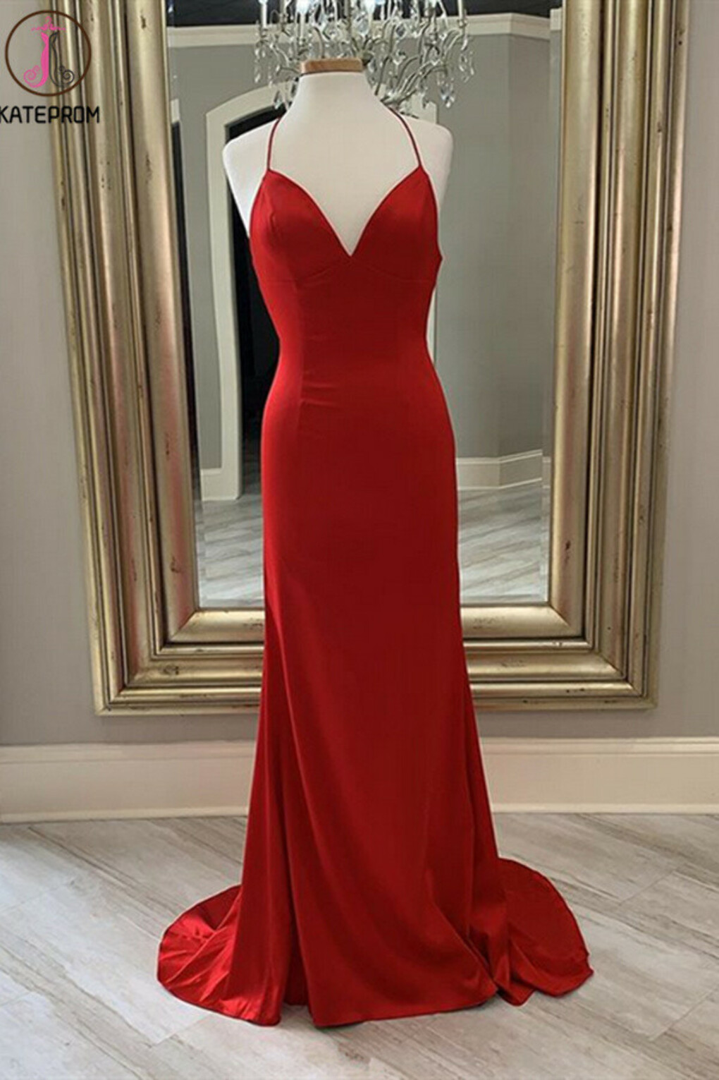 Kateprom Red New Junior Prom Dress, Long Homecoming Dress for sale KPH0536