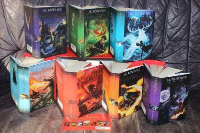 Книги «Гарри Поттер» в оригинале
