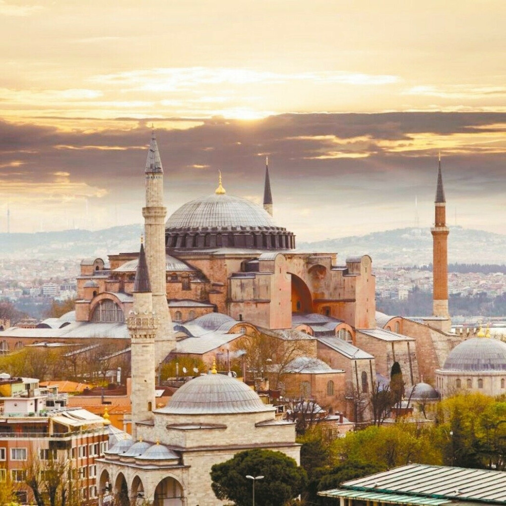 Побывать в Константинополе