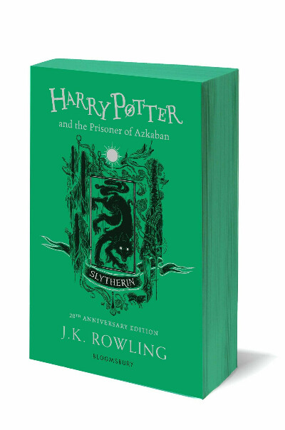 Harry Potter and the Prisoner of Azkaban. Slytherin edition