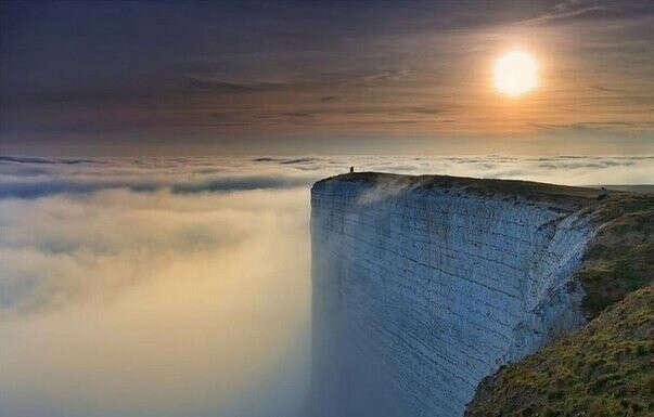 Небесный причал, Бичи-Хед, Великобритания