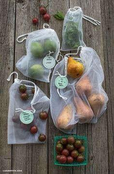 экко-мешочки для покупок