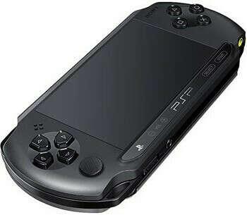 Sony PSP E1008 Base Pack Black