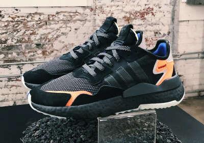 Adidas Nite Jogger 8,5 US (длина стопы 26,5)