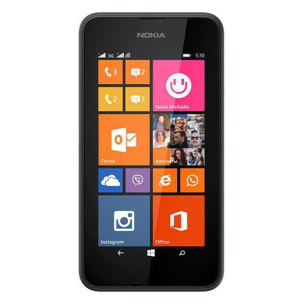 Nokia Lumia 530 Dark Grey