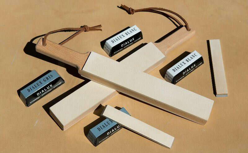 Дощечка для правки ножей и другого режущего инструмента.