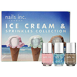 Sephora: nails inc. : Ice Cream & Sprinkles Collection : nail-polish-sets-kits