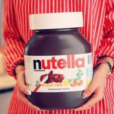 Nutella: 5 kg