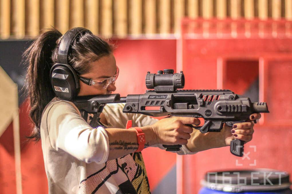 Курс практической стрельбы из боевого оружия