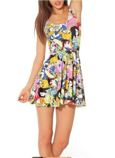 Хочу платье Advanture time