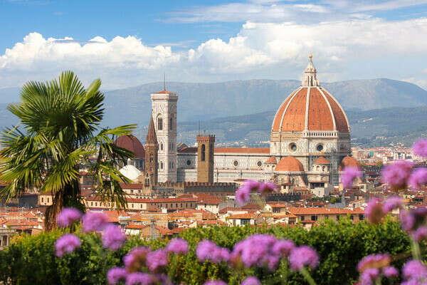 Флоренция и Рим