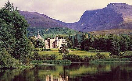 Хочу поехать в Шотландию