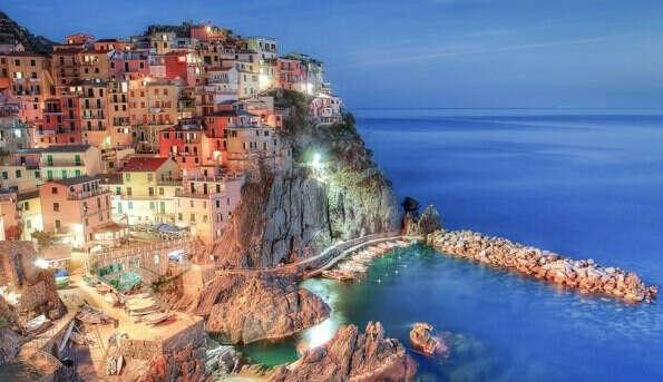 В Италию поехать