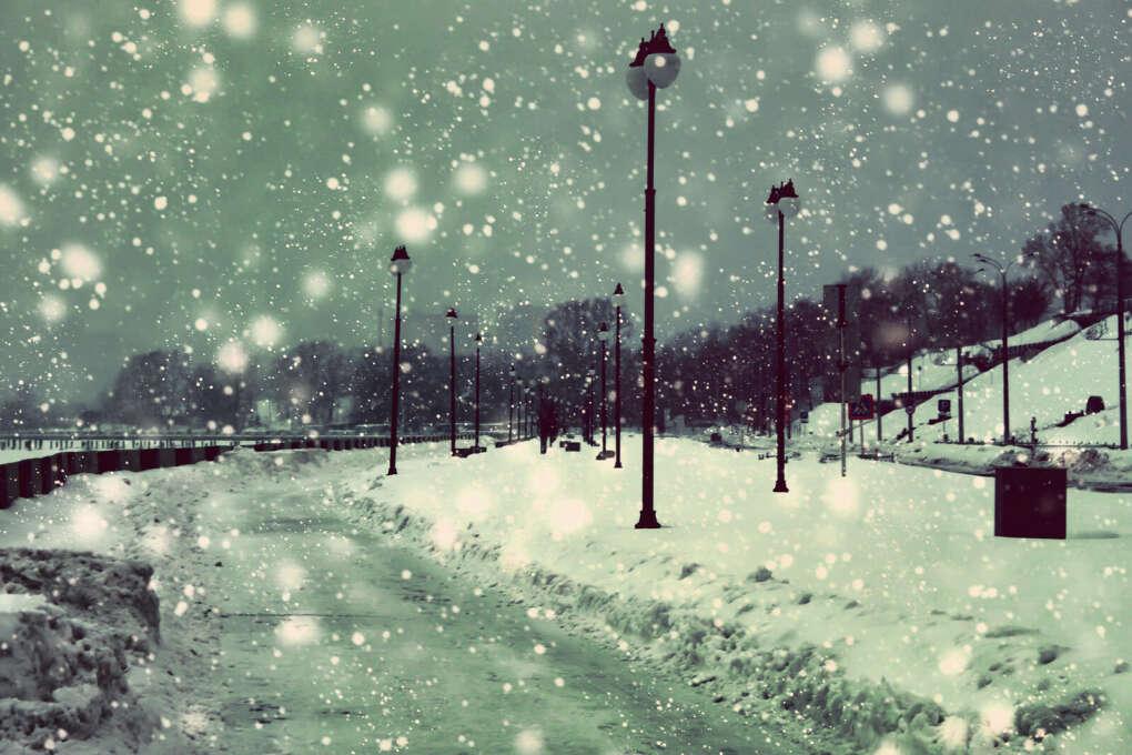 Хочу снега.