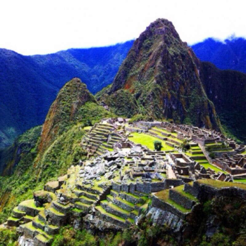 Побывать на Мачу-Пикчу