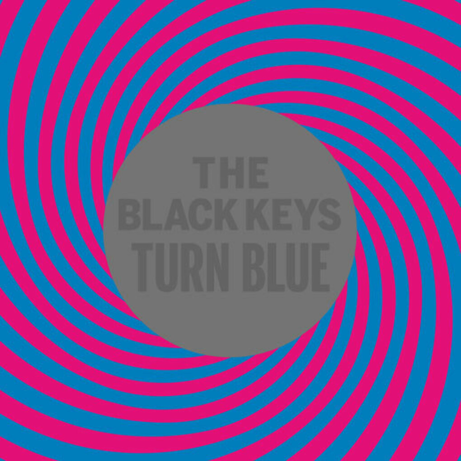 The Black Keys - Turn Blue на виниле.
