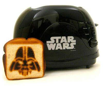 Star Wars — Darth Vader Toaster