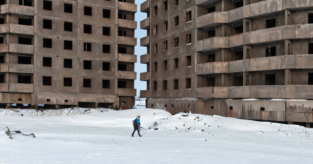 Concrete Siberia : Soviet Landscapes of the Far North - by Zupagrafika