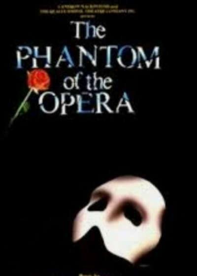 билеты на спектакль Призрак оперы