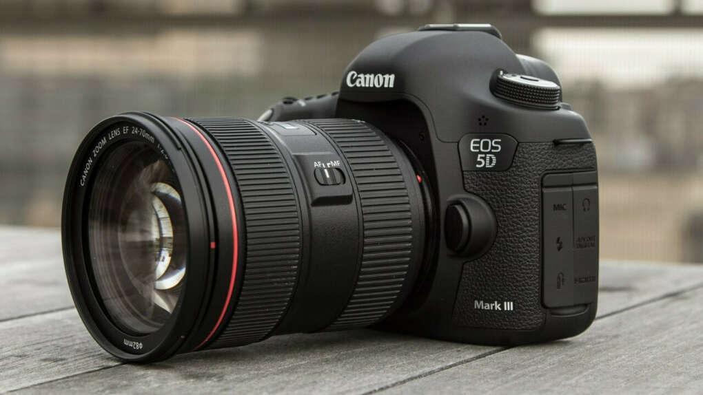 Хочу Canon Mark 3