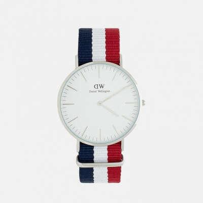 Daniel Wellington  Наручные часы  Classic Cambridge Silver