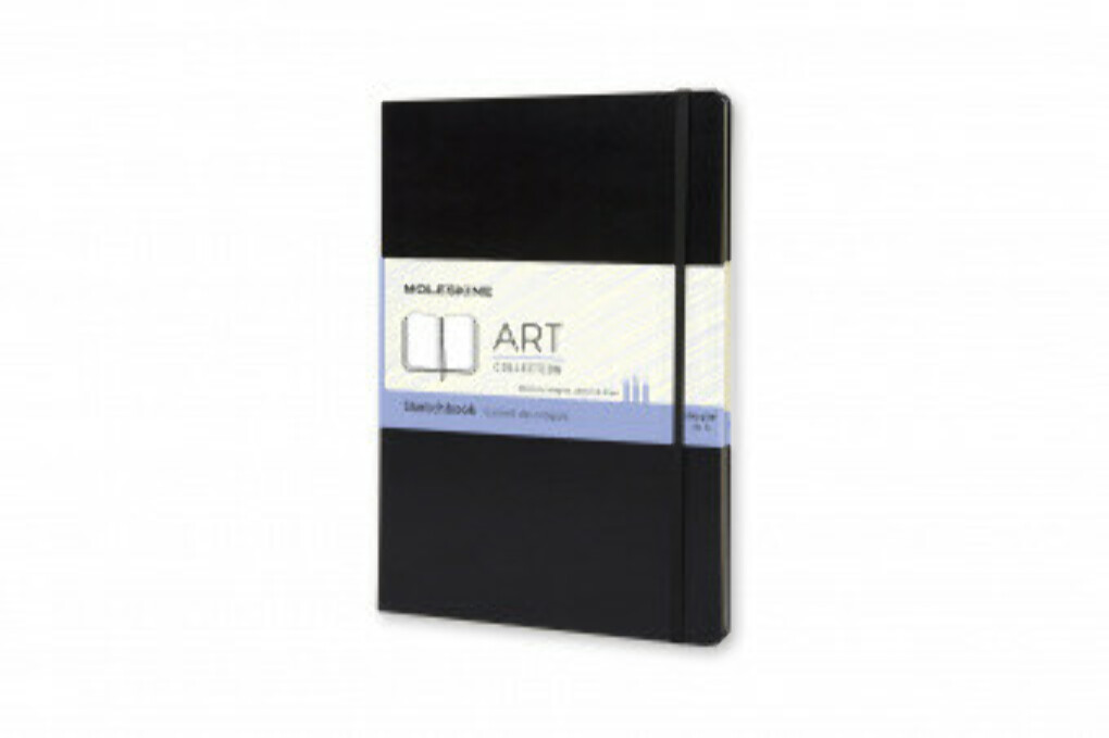 Moleskine Sketchbook А4 формата