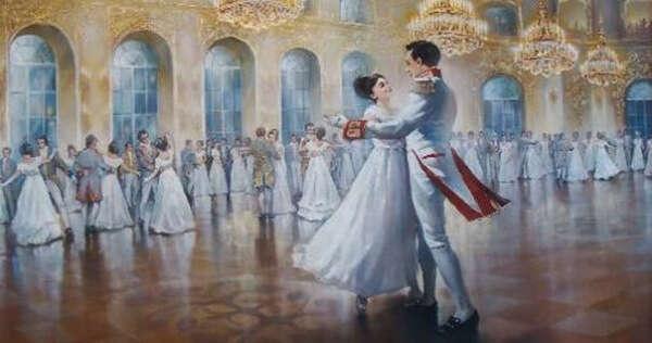 Научиться танцевать бальные танцы