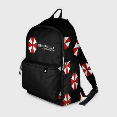Рюкзак 3D «Umbrella Corporation»