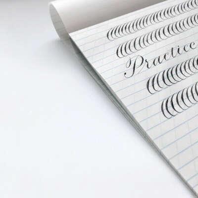 Склейки для каллиграфии