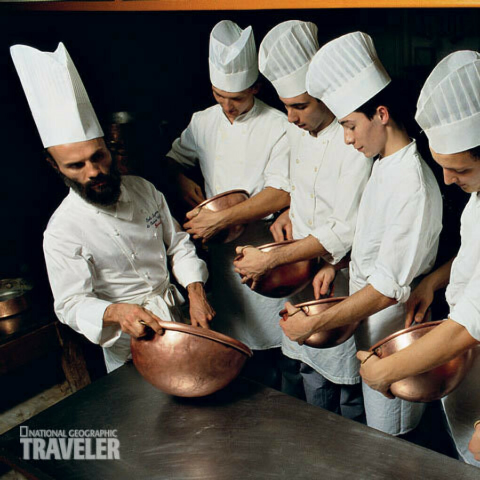 Кулинарные курсы
