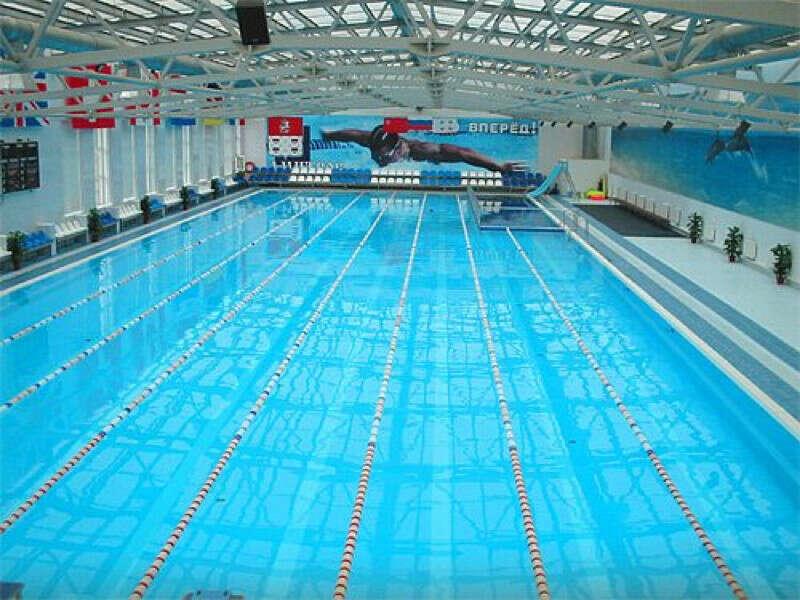 Посещать бассейн не менее 2-х раз в неделю.