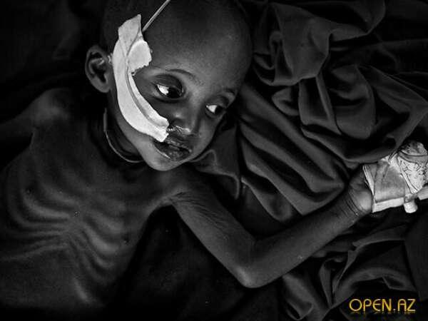 Хочу, чтобы наладилась гуманитарная миссия в южную часть Сомали и там прекратился голод!