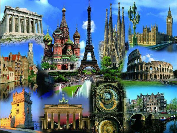 Летний трип по Европе