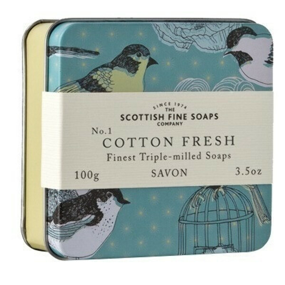 Мыло Cotton Fresh