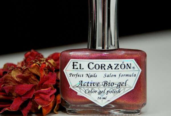 El Corazon Active bio-gel
