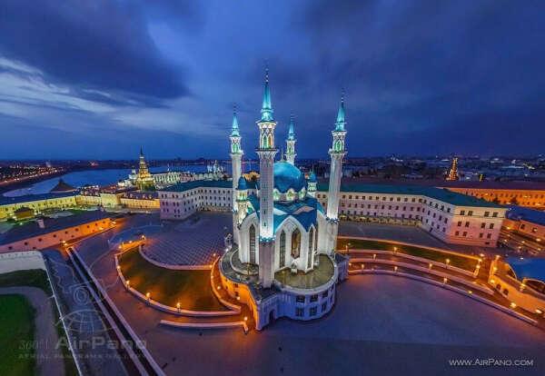 В Казань