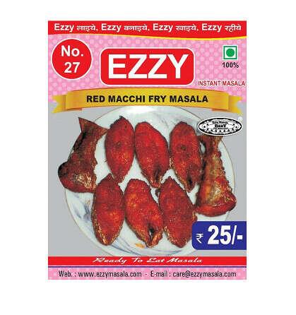 RED FISH FRY MASALA